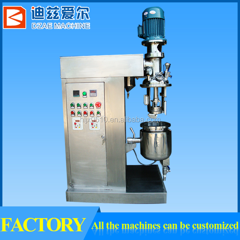 Quick sale lab high shear mixer, lab emulsifier, lab use mixing equipment