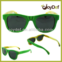 Latest Designer Cute Handcraft Skateboard Wood Sunglasses Wholesale in China