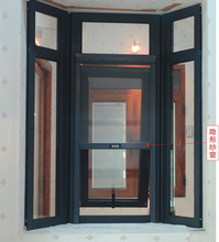 5 years warranty aluminum channel window at factory price