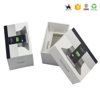 Luxury cardboard cell phone accessories packaging