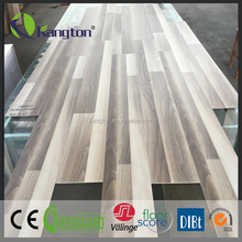 Luxury vinyl pvc Flooring with excited color deep embossed surface popular in north America