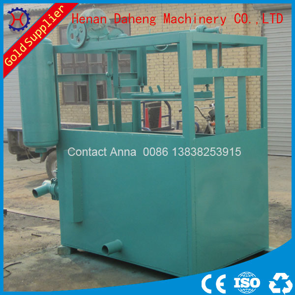 semi automatic small paper egg tray production line