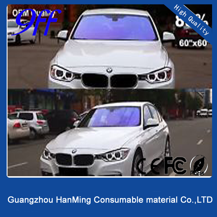 High-definition Colorful Chameleon Car Tint Vinyl Film Color Change Car Glass Solar Window Film