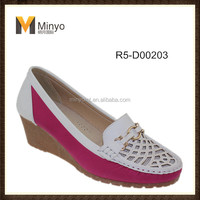 Minyo spring/summer 2014 wedge lady casual shoes