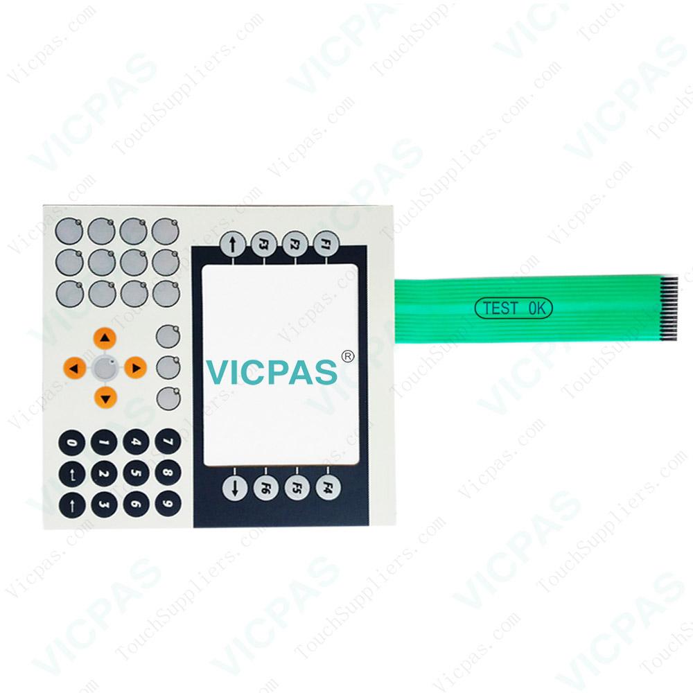 ORIDA BR PP15 membrane switch keyboard VICPAS578
