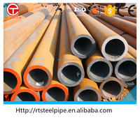 Carbon Seamless Steel Pipe Professional Manufacturer for structure used