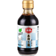 200ml Japanese sweet ponzu soy sauce for restaurant