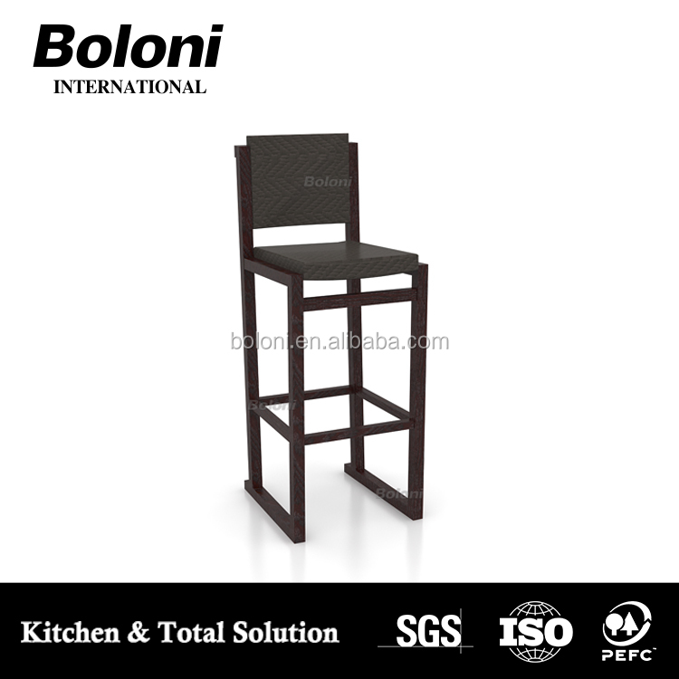 2017 Hot sale furniture designer dining chair wooden cafe chair use wood relaxing chair