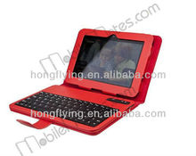 newest leather case for ipd 3 with keyboard,leather case for ipad case for 9 inch tablet pc