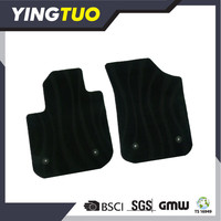 Middle and high end market car mats/car floor mats/carpet car mats for advanced special car