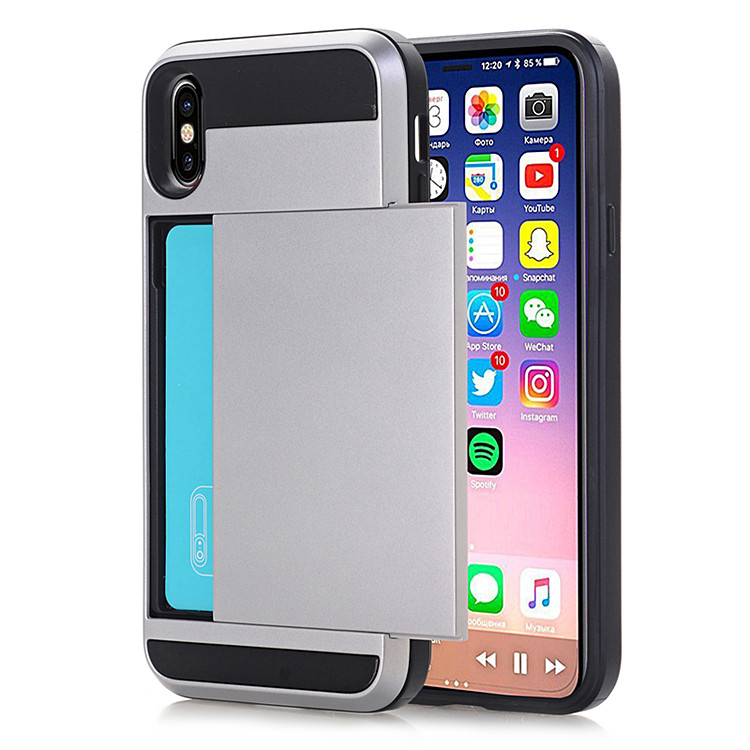 Mobile phone accessories, for iphone X case, Armor phone case for iphone 10