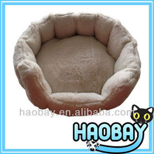 Wholesale fashion cheap comfortable purple pet bed