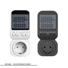 Digital weekly programmable timer plug / switch/ socket mechanical outlet timer electronic countdown timer