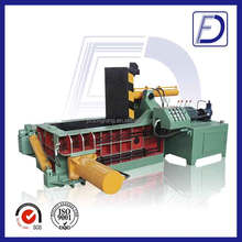 cost of tire compressing baler factory price