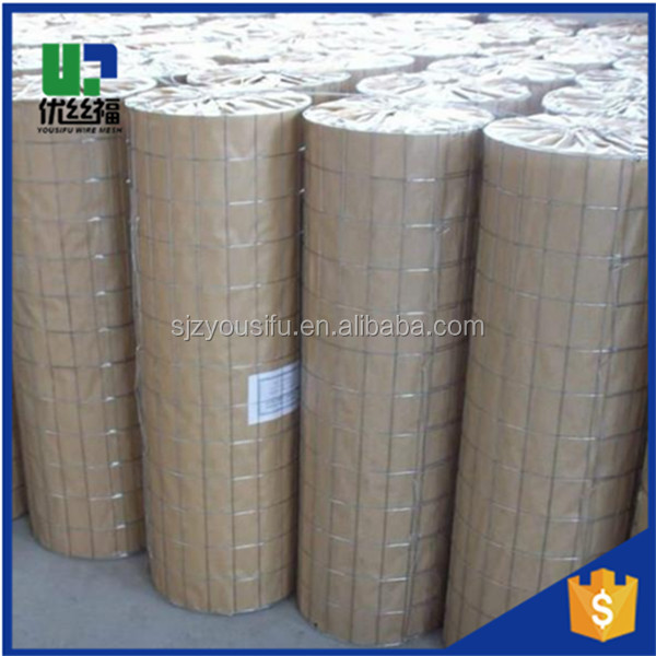 10 gauge welded wire mesh/wire cloth/welded wire fabric cost