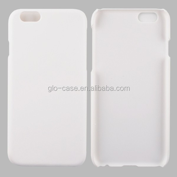 Plain PC Case for iPhone 6