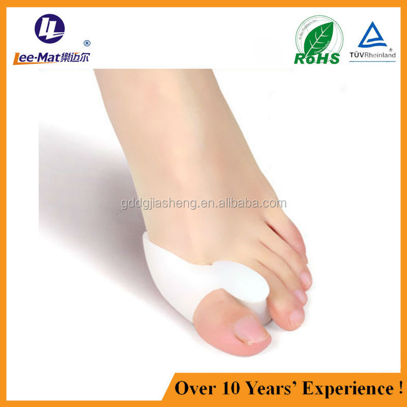 High quality soft toe stretchers gel toe cushion toe separator