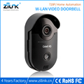 ZILINK Hot Selling Products Patent Design Two Way Audio 720P Wireless Doorbell