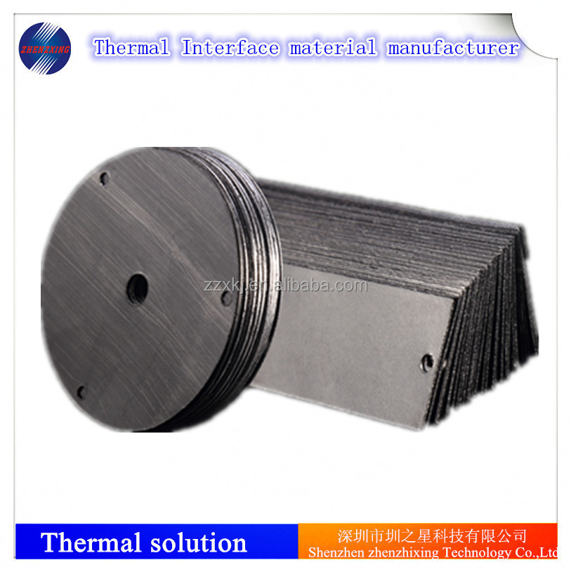 Natural graphite pad/sheet/gasket for electronic products