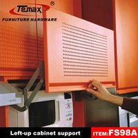 pneumatic door support / lift up cabinet door support / pneumatic door opener