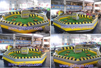 cheap inflatable wipeout,inflatable wipe game,inflatable last man standing game