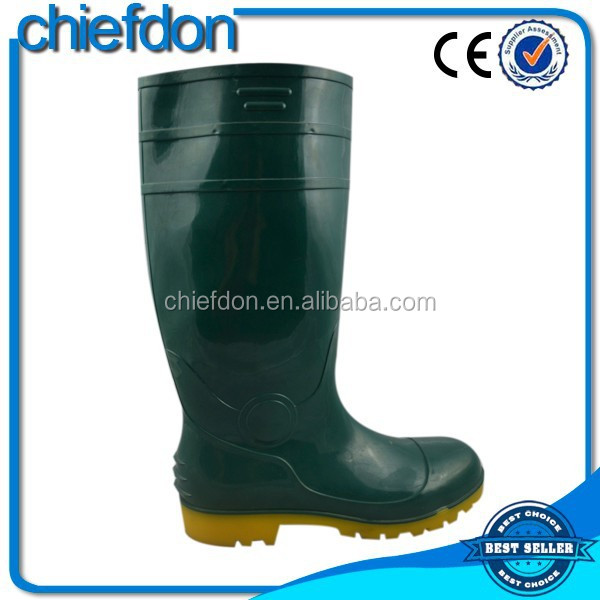 work safety boots steel toe insert
