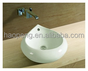 AAA Grade Quality Art Ceramic Porcelain Sink /Sanitary Modern Ceramic Chinese Wash Basins