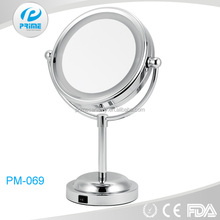 PRIME PM-069 Tabletop makeup vanity mirror with led lights