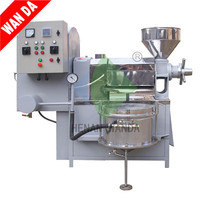 soya oil mill /soya oil press machine