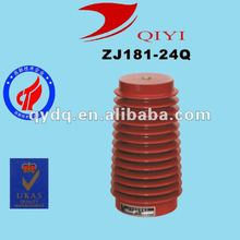 High volt insulator strengthened insulating type