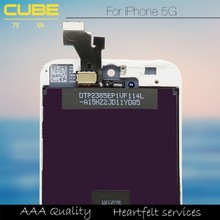 Hot-selling on September for iphone 5 lcd screen parts/digitizer assembly for iphone 6 lcd screen display spare
