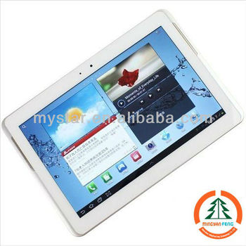 Hot TFT screen tablet 16GB Dual-core android 4.1 tablet 10