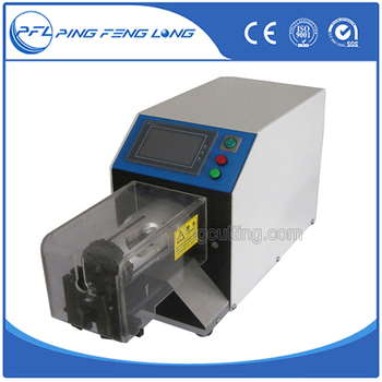 PFL-005ST Semiautomatic Coaxial Wire Stripping Machine