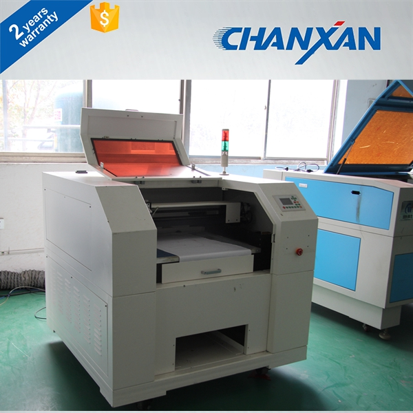 ISO90001 Certified 300W 500W 3015 fiber laser cutting thin sheet metal machine With Stainless Steel Pipelines from Chanxan