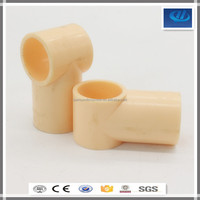 Plastic Pipe Joints for Lean Pipe Rack Connection