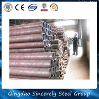 ASTM SA106 Gr.B cold drawn precision seamless carbon steel pipe