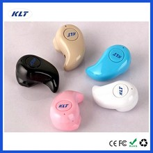 KLT In Ear Mini Smallest 10 meter Bluetooth Wireless Earbuds Earphones Headphones for LG for Samsung 4.0 OEM Factory Headsets