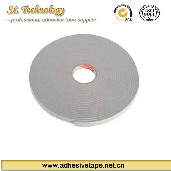 White Single sided PVC electrical foam tape