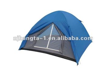 4-6 Person Double Layer Dome Camping Tent for sale