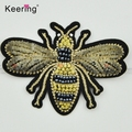 Newest Fashion Toothbrush Embroidered Patch Iron On Design WEFC-004