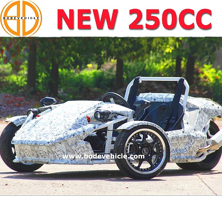 Bode Quality Assure ZTR Trike Roadster 250cc for Sale Factory price (MC-369)