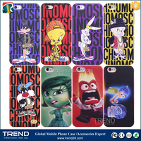 custom IMD silicon mobile phone case for iphone 6plus