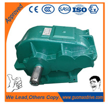 Cylinder gear speed reducer forklift gearbox