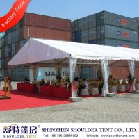 party event tent cotton canvas bell tent, fireproof big dome tent event tent ,display square event tent