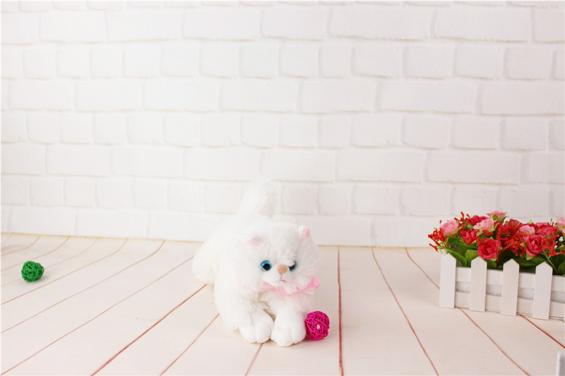 sushi plush toy for pet mainstays products cushion white small