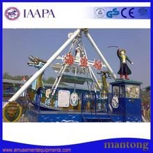 China Children's Attraction Ride Pirate Ship For Adult Theme Park