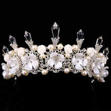 Promotion New Design Wedding Tiaras Crowns for Bride