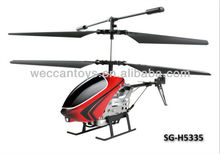 wholesale long fly time rc helicopter with replaceable Li-Po battery and gyroscope