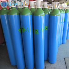 TPED/CE/DOT/TC/ISO/BS/EN Certificate Steel gas Cylinder Argon Cylinder Argon Tank for High Pressure Argon Cylinder