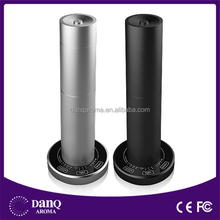 Touch screen air freshener cylindrical aroma diffuser scent dispenser wholesale